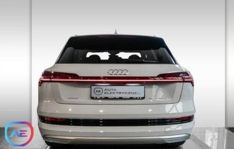 Audi e-tron 55 Advanced