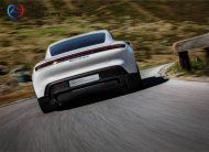 Porsche Taycan Turbo 2021