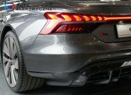 Audi RS e-tron GT quattro wentylowane fotele